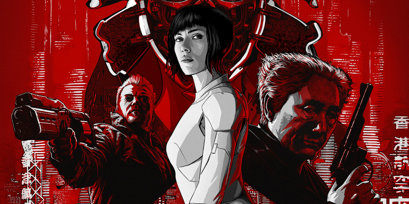 Why the Ghost in the Shell 2017 remake was actually profound
